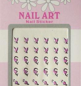 Bell'ure Nail Art Sticker 3D 106