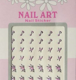 Bell'ure Nail Art Sticker 3D 109