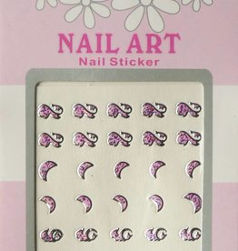 Bell'ure Nail Art Sticker 3D 114