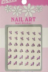 Bell'ure Nail Art Sticker 3D 119