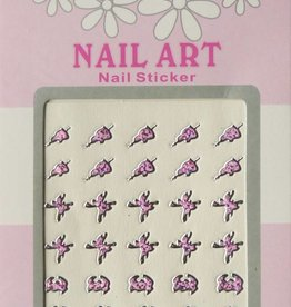 Bell'ure Nail Art Sticker 3D 121
