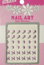 Bell'ure Nail Art Sticker 3D 122