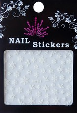 Bell'ure Nail Art Sticker Snowflakes 058