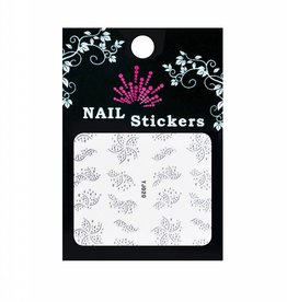 Bell'ure Nail Art Sticker Stripes & Dots