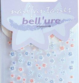 Bell'ure Nail Art Sticker Spring Flowers