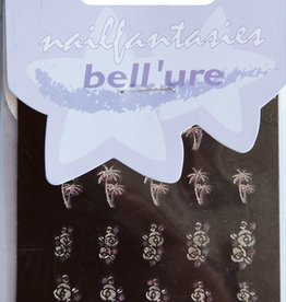 Bell'ure Nail Art Sticker Palm Trees