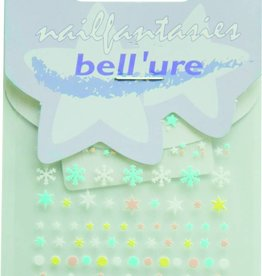 Bell'ure Nail Art Sticker Color Frost
