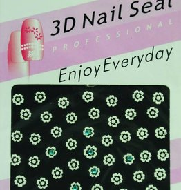 Bell'ure Nail Art Sticker Flowers NL006