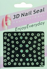 Bell'ure Nail Art Sticker Flowers NL012