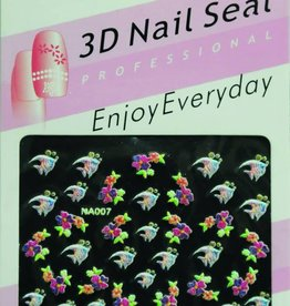 Bell'ure Nail Art Sticker Fish