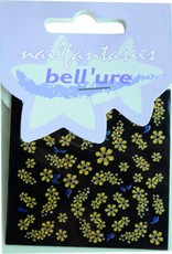 Bell'ure Nail Art Sticker Gold Leafs