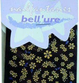 Bell'ure Nail Art Sticker Gold Leafs