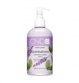CND Scentsations lotion Lavender & Jojoba 245ml