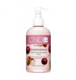 CND Scentsations lotion Black Cherry & Nutmeg 245ml