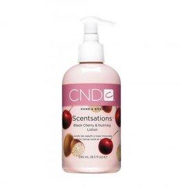 CND Scentsations lotion Black Cherry & Nutmeg 245ml