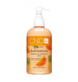 CND Scentsations Lotion Tangerine &Lemongrass 245ml