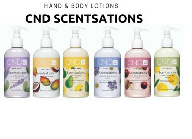 CND Scentsations Lotions