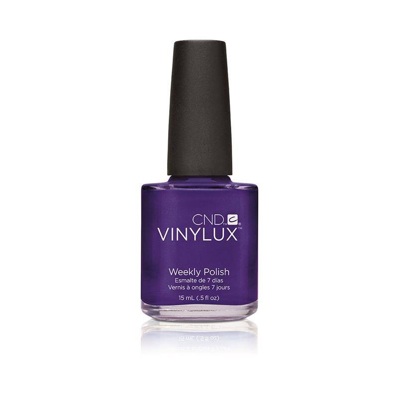 CND CND Vinylux Purple Purple