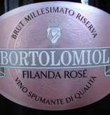 Bortolomiol, Brut Millesimato Filanda Rosato, 2014