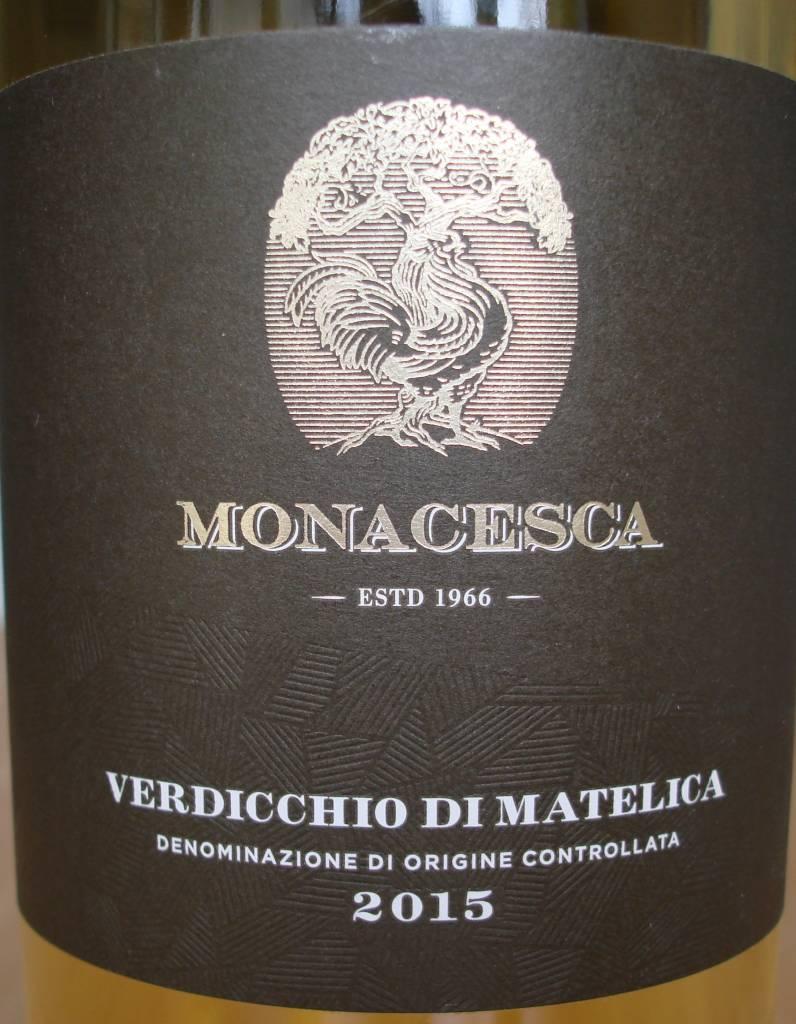 La Monacesca, Verdicchio di Matelica, 2016