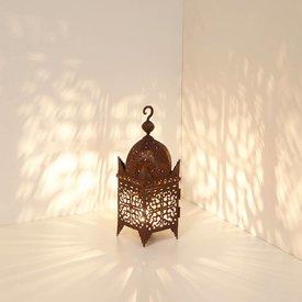 orientalische Eisenlaterne Faya