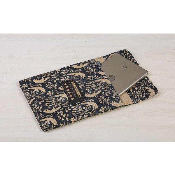 Tablet-Tasche, upcycelt