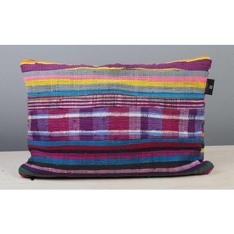 kissenh lle 40x60 cm aus kleidungsstoffen aus s dafrika. Black Bedroom Furniture Sets. Home Design Ideas