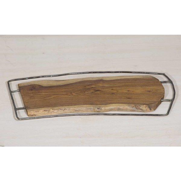 Holz- Tablett / Untersetzer Banwa