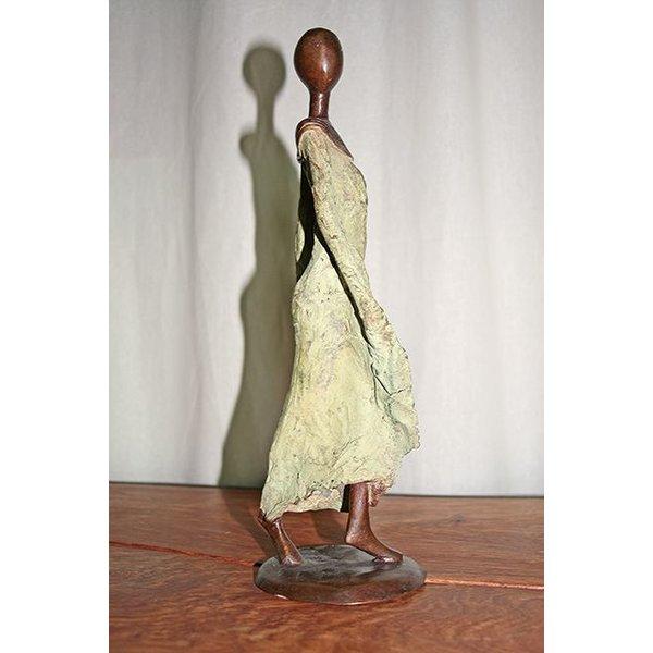 Bronze- Skulptur