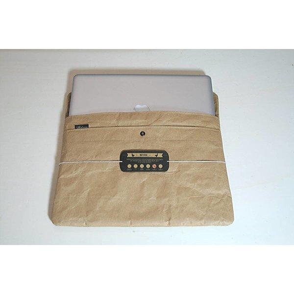 Laptop Tasche, upcycelt