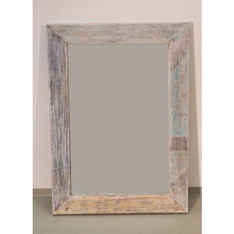 Holzspiegel Victoria, 100 x 80 cm