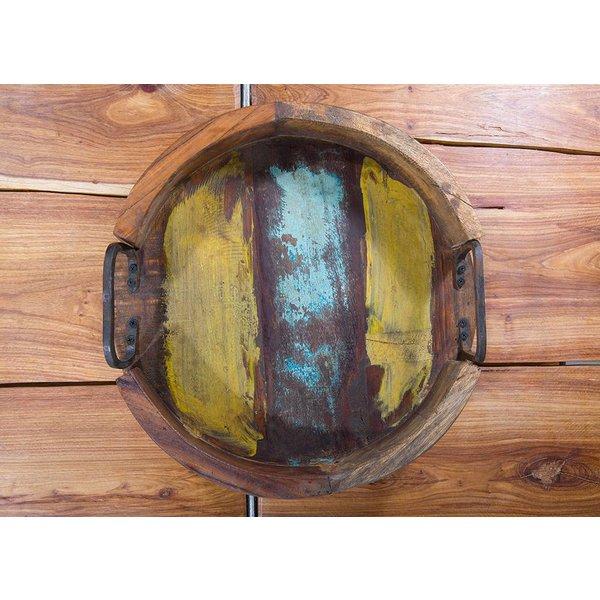 Holz- Tablett Kossi