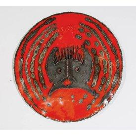 Wandpaneel, Durchmesser 57 cm