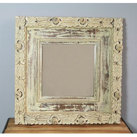 Spiegel Ajmer, 53 x 53 cm