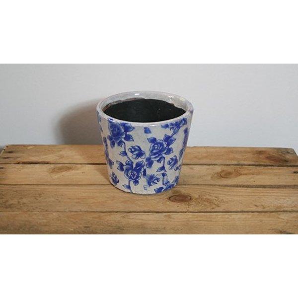 Keramik-Übertopf