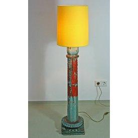 Stehlampe Udaipur gelb