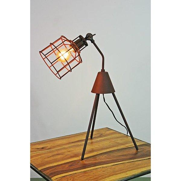 Tischlampe Geraffa, Industriedesign