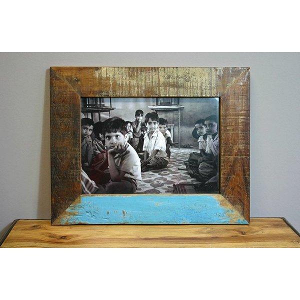 Bilderrahmen 34 x 43 cm für Foto A4 Format
