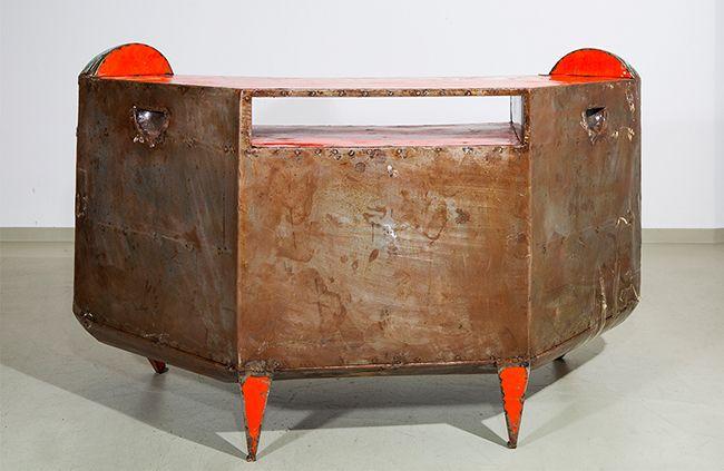 tv board kommode aus alten lf ssern einzigartig unikat. Black Bedroom Furniture Sets. Home Design Ideas