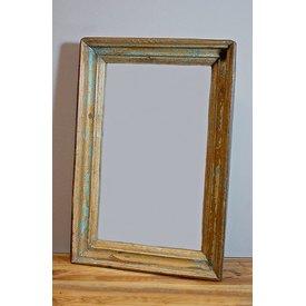 Spiegel Akola, Vintage, 45 x 30 cm