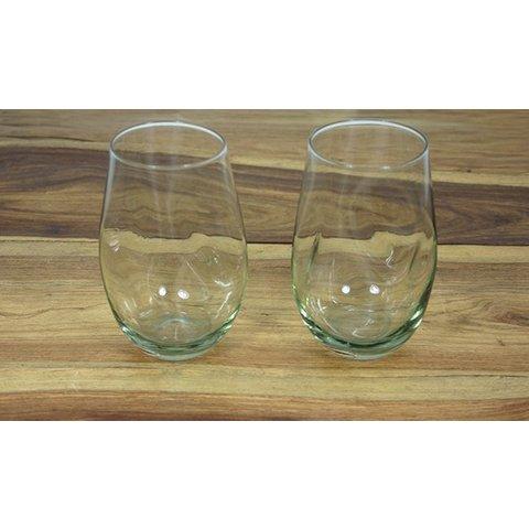 Bremer Whiskey Glas, recycelt