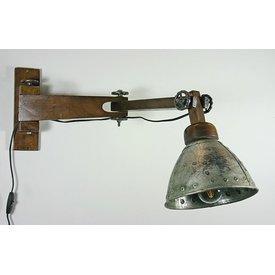 Wandlampe Rustev