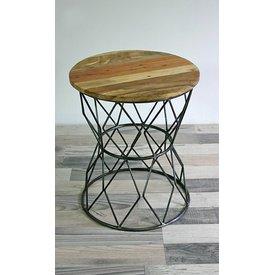 Beistelltisch Ravi, Durchmesser: 42 cm