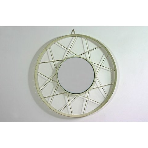 Spiegel Fahrradfelge, 60 cm