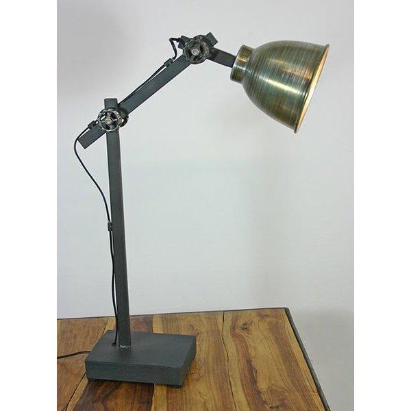 Tischlampe Caisy, Höhe bis 80 cm