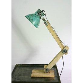Tischlampe / Schreibtischlampe Blues
