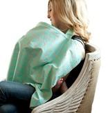 Udder Covers Voedingsdoek Jordan (turquoise)