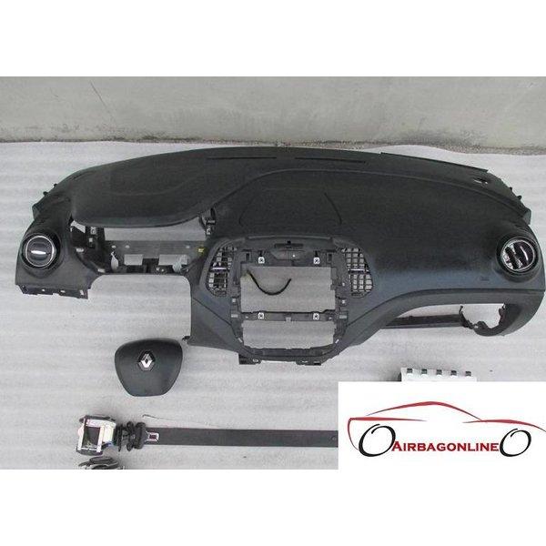Renault Captur complete airbag set dashboard