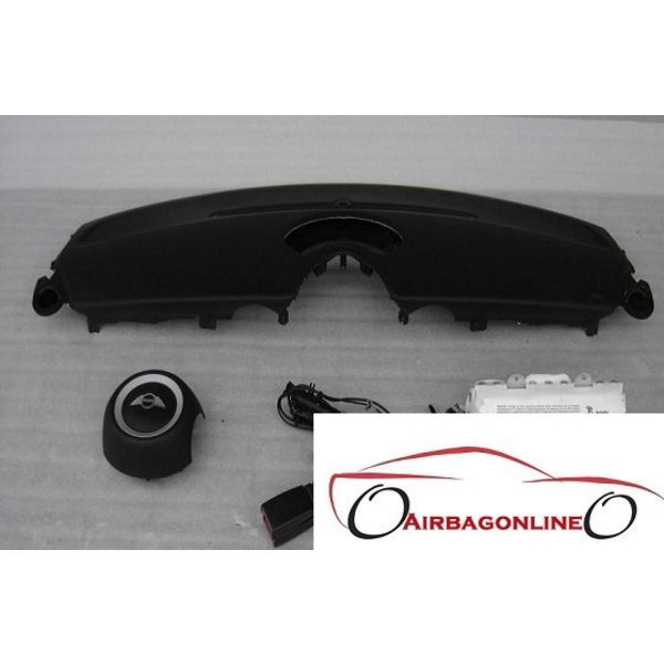 Mini Cooper R57-R58 Complete AIrbag Set Dashboard