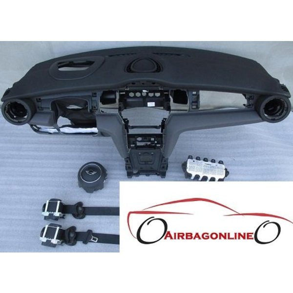 Mini F55 F56 Complete Airbag Set Dashboard